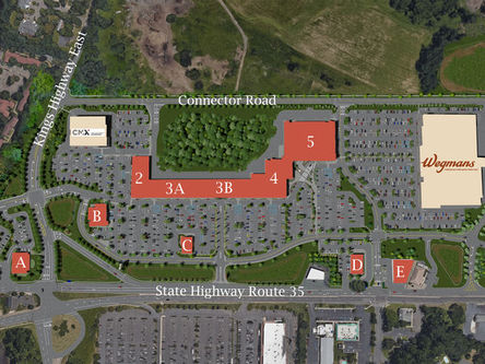 Shoppes at Middletown Leasing Plan